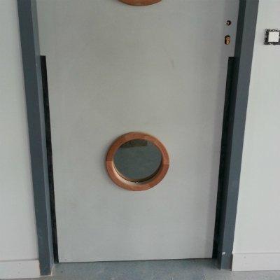 Door pinch guard