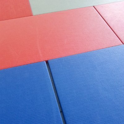 Soft floor mat