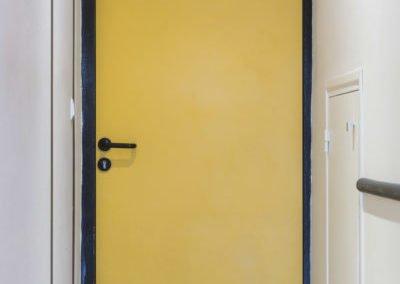 Protection bas de porte