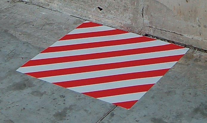 Identification and floor marking