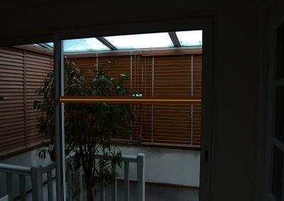 Repérage des surfaces vitrées