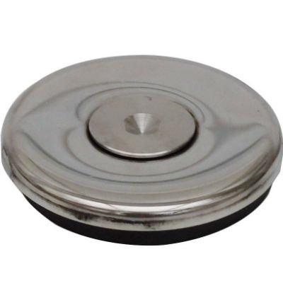 roundPlatines inox SUROSOL® -stainless-steel-mount