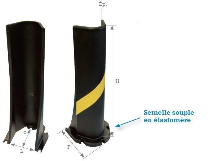 angle-au-sol-pargom-schema-detail-du-produit