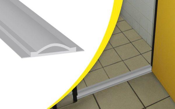 joint etancheite des bas de porte pieces humides