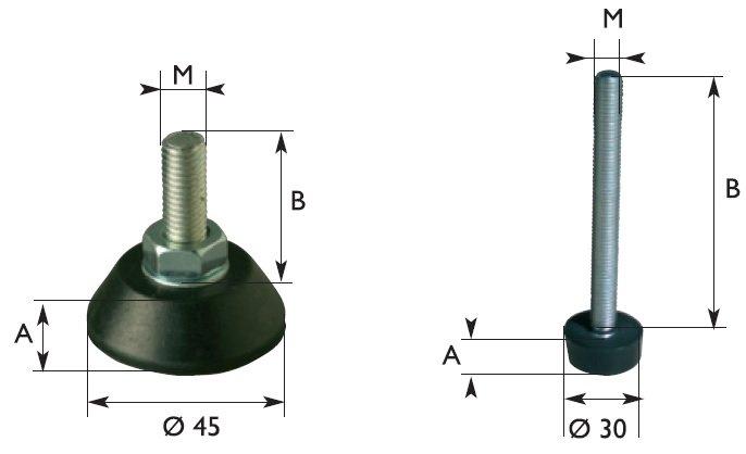 pied-junior-30-et-45-surosol-detail