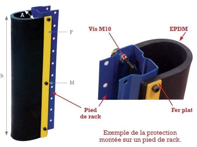 protection-de-pied-de-rack-pargom-schema