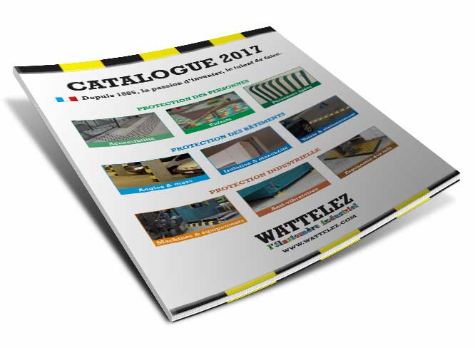 Catalogue Wattelez 2017