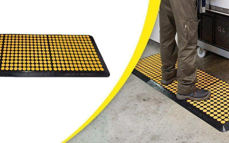 tapis anti fatigue matlast mise en application - Tapis Anti Fatigue