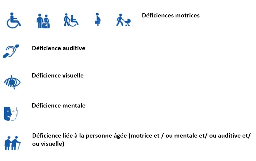 type d'handicap