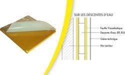 Fiche 111 Feuille visco elastique combinée
