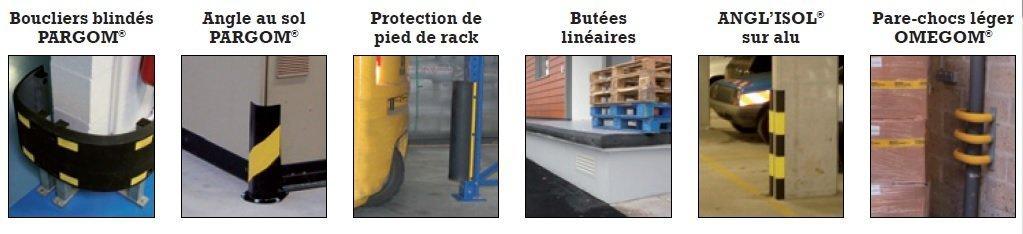 Bien équiper et protéger une usine ou un centre logistique