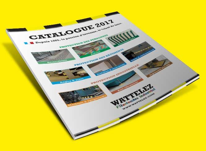 Catalogue Wattelez 2017 TYP