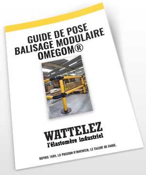 Guide de pose Balisage modulaire Omegom®