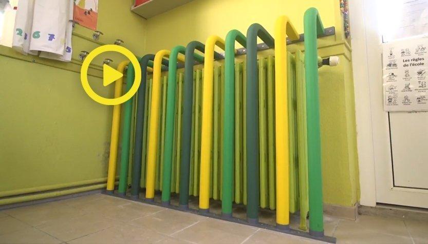 Vidéo d'installation des Protège Radiateurs Parkid