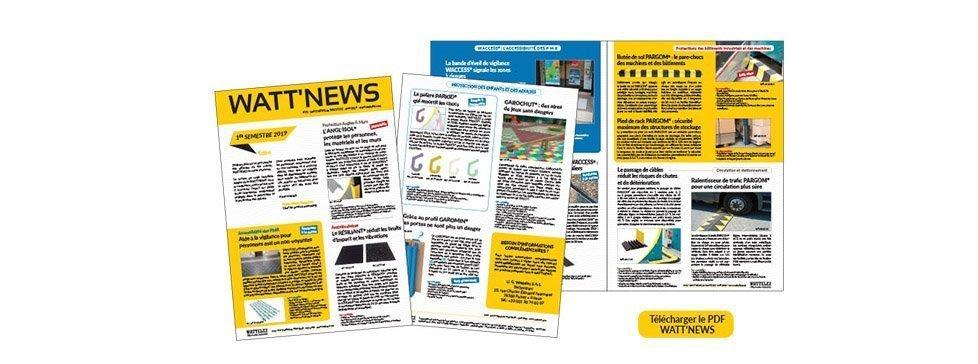 À LA UNE – Watt'News n°3