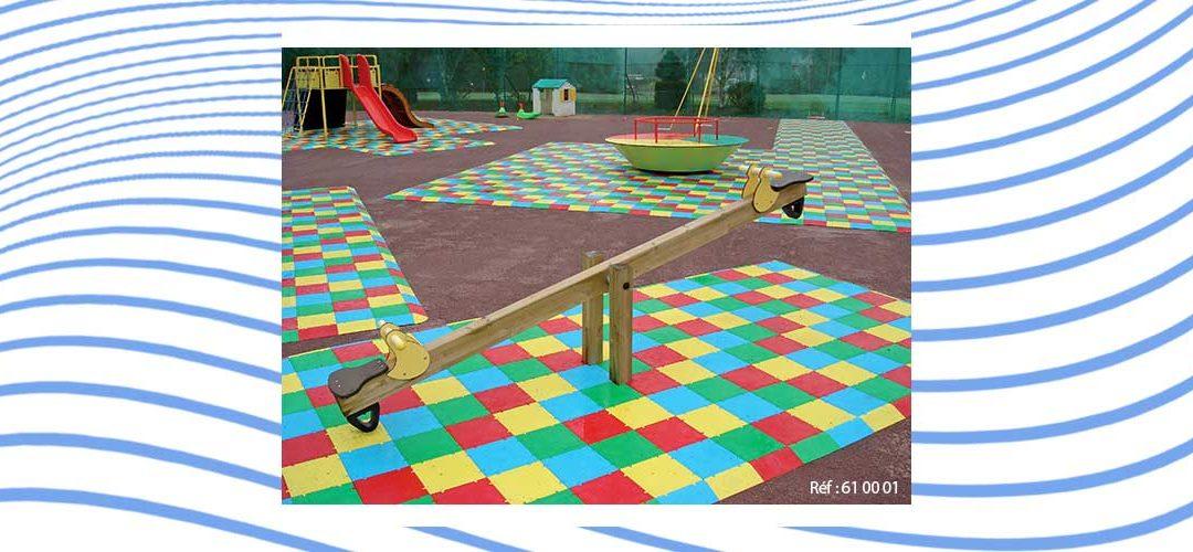 GAROCHUT® : des aires de jeux sans dangers