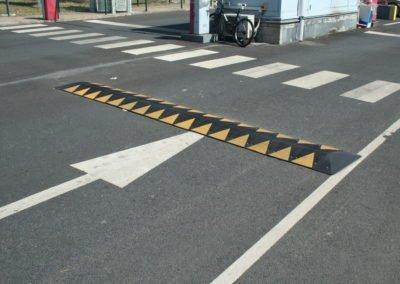 ralentisseur trafic - mise en situation
