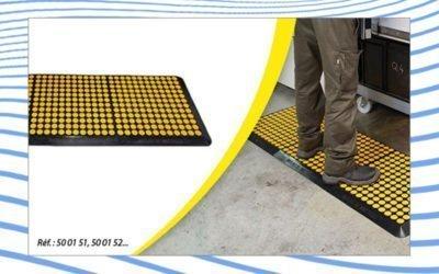 Le tapis MATLAST® pour une station debout confortable