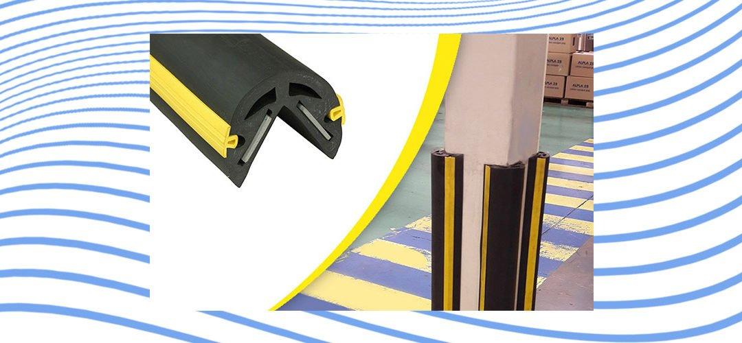La protection d'angle PARGOM® pour une circulation sans risques