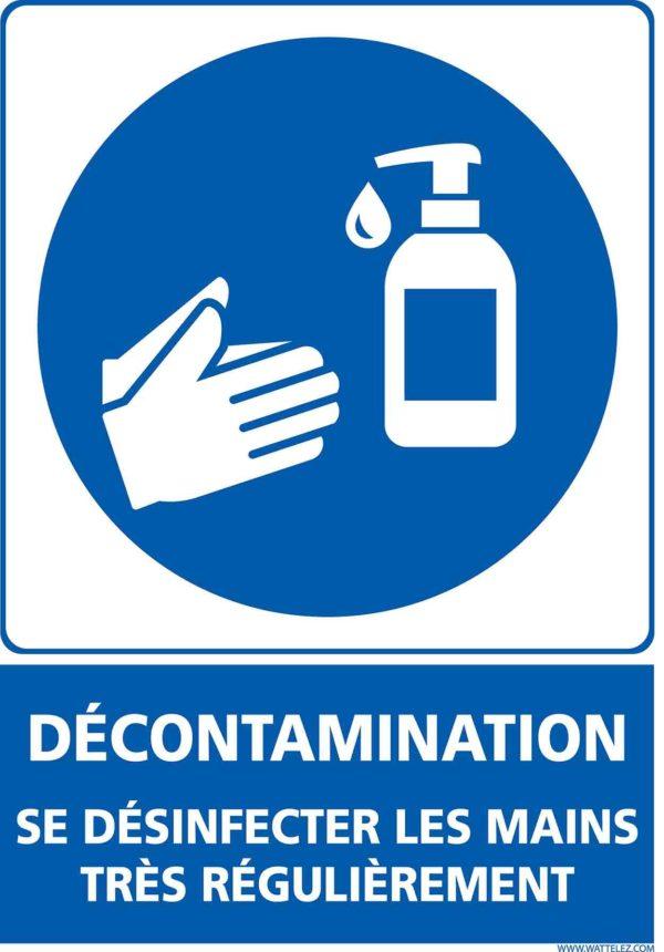Signaletique-decontamination-desinfecter-les-mains