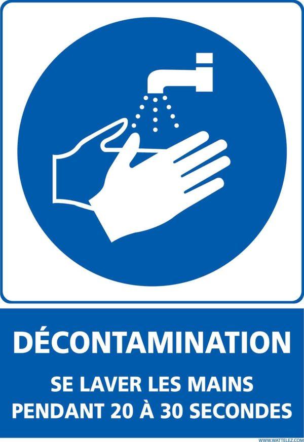 Signaletique-decontamination-se-laver-les-mains