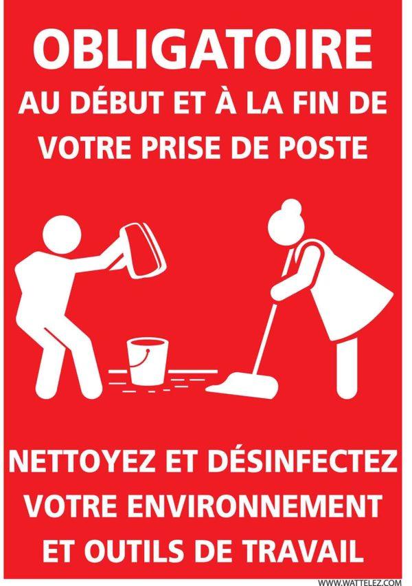 Signaletique-nettoyer-desinfecter-poste-de-travail