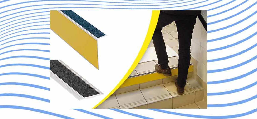 WATTELEZ aide à repérer les marches pour sécuriser les escaliers